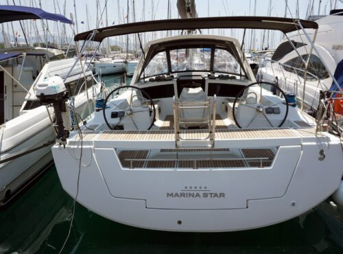 S/Y MARINA STAR – Oceanis 48 2012(REFITTED 2018)